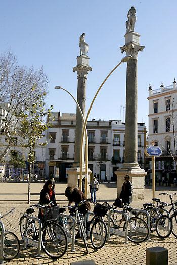 Alameda de Hércules. / José Manuel Cabello