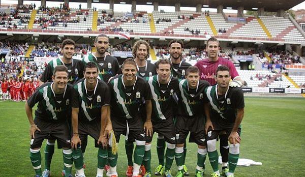 Once inicial del último amistoso que disputó Andalucía en Madrid. Foto: VAVEL