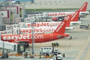 Las aerolíneas de bajo coste transportan en Andalucía 2,8 millones de pasajeros hasta julio. / FOTOEPRESS