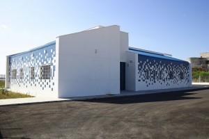 Instalaciones del Cegma ubicado en la Dársena del Saladillo de Algeciras. Foto: El Correo