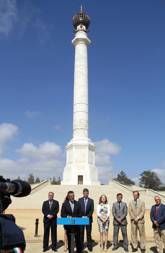 Columna IV Centenario