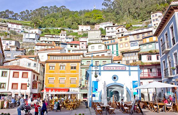 Cudillero (Asturias). /  JMiguel.Rodriguez (Flickr)