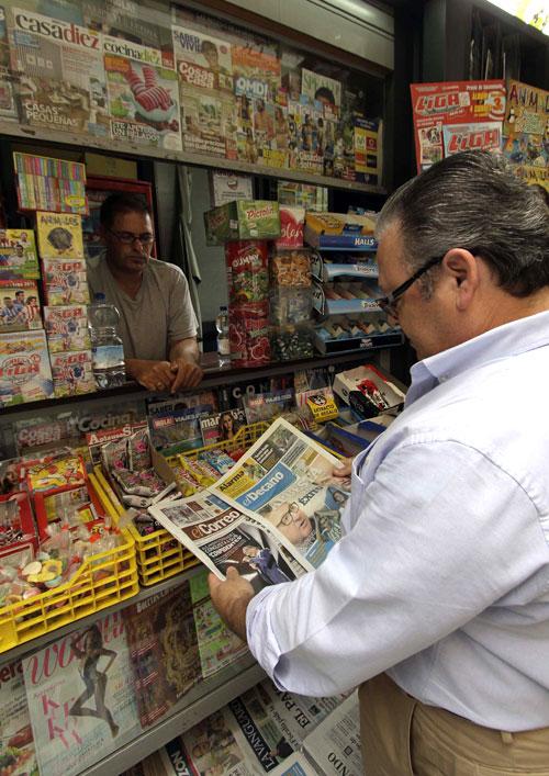 El Correo de Andalucía y ElDecano Deportivo ya forman una alianza en el quiosco.