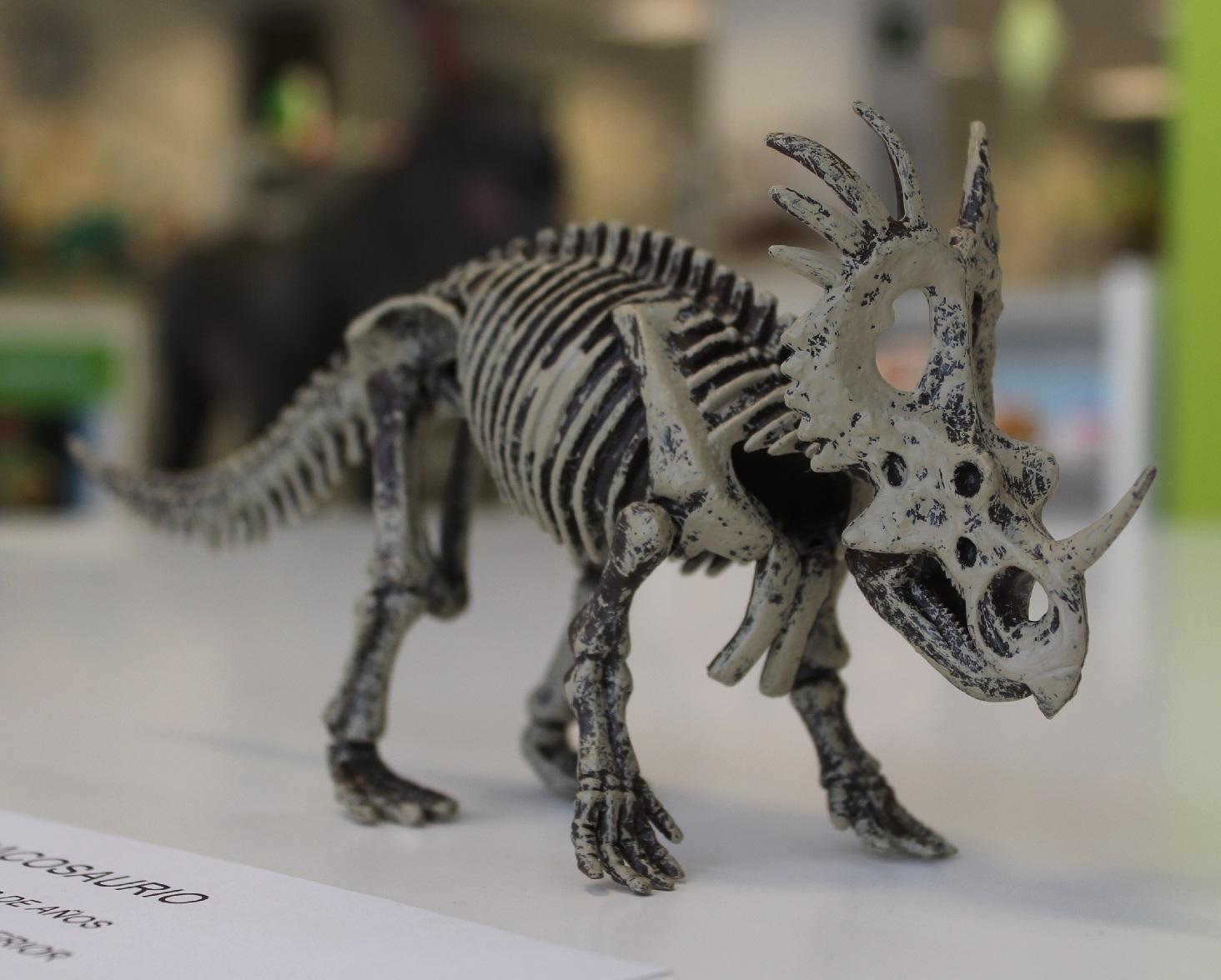 Dinosaurio Huelva / M. Bautista