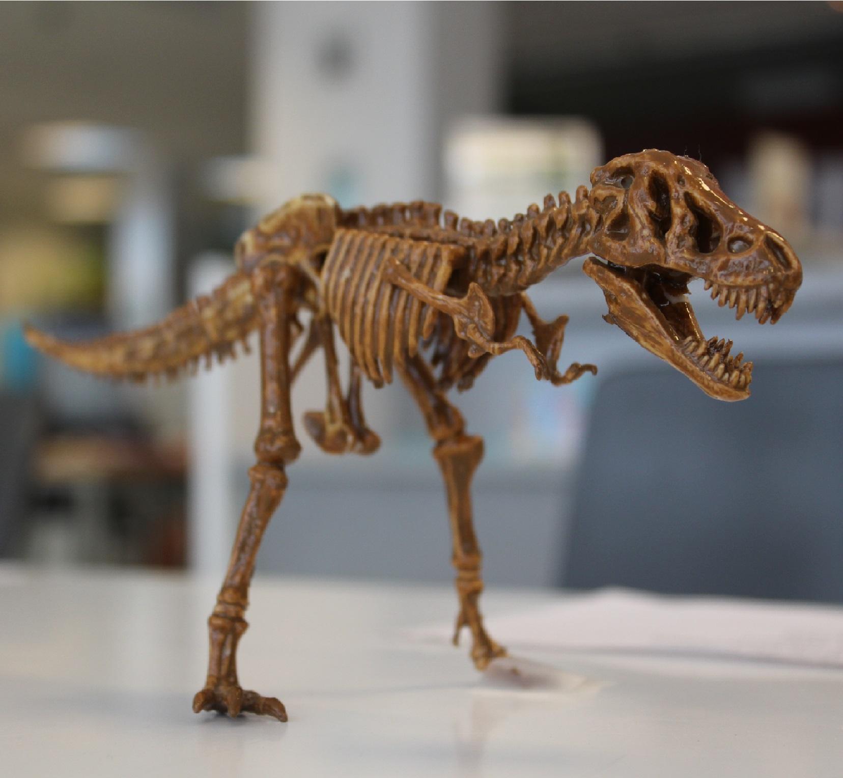 Dinosaurio Huelva2 / M. Bautista