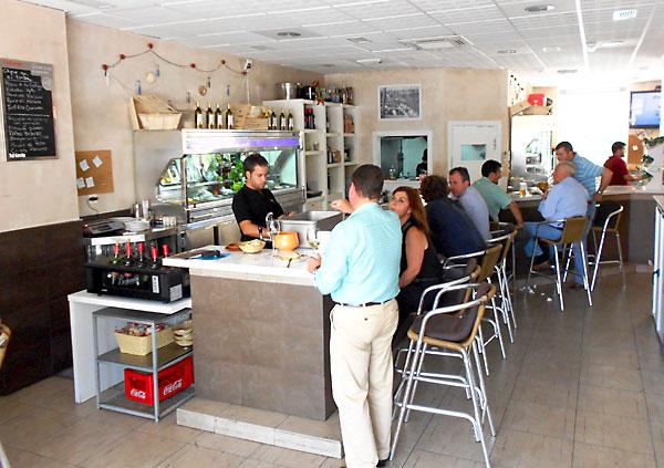 Sal Gorda cuenta con un espacio amplio, buena cocina y variedad de vinos. / J.C