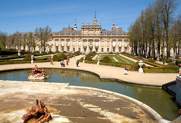 La Granja de San Ildefonso (Segovia) / Luis Vinuesa (Flickr)