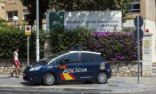 ACTIVAN PROTOCOLO POR ÉBOLA POR UN PACIENTE EN EL HOSPITAL REGIONAL DE MÁLAGA