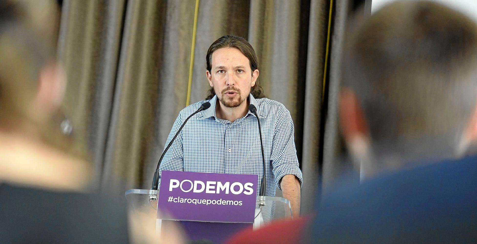 SPAIN-EU-PODEMOS