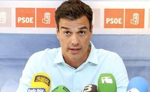 El secretario general del PSOE, Pedro Sánchez. / EFE