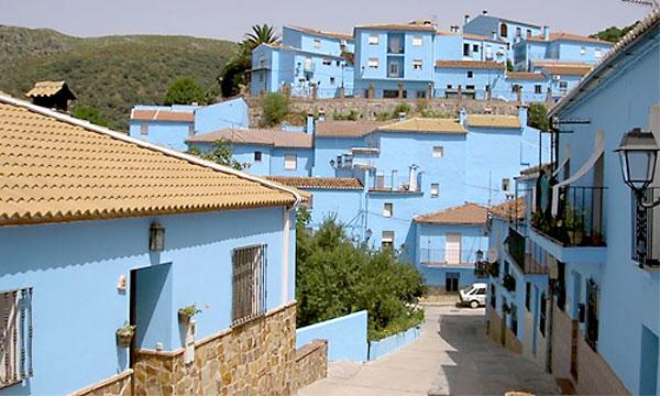 Júzcar (Málaga)