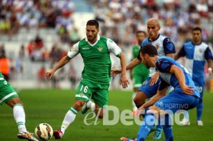 Cejudo, autor del primer gol del partido. Foto: LOF
