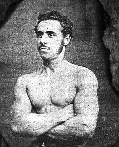 Salvador López Gómez, pionero de la educación física en España. / Foto: El Correo