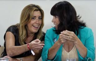 REUNION DE LA EJECUTIVA DEL PSOE ANDALUZ