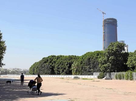 El proyecto del nuevo puente desplazó la ubicación original del proyecto / José Luis Moreno