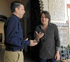 DavidPeña Dorantes, listo para volver a sorprender en Sevilla. / José Luis Montero
