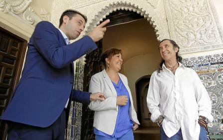 BIENAL - PRESENTACION ESPECTACULO DE CARMEN LINARES