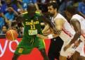 Encuentro de la fase de grupos del Mundobasket 2014 entre Croacia y Senegal en el Palacio de los Deportes San Pablo de Sevilla. /EFE