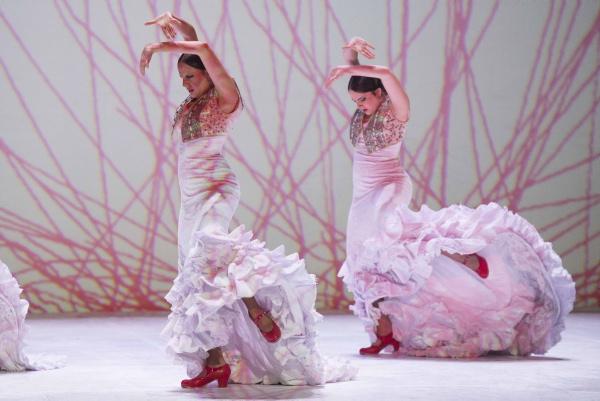 Una imagen de la actuación. / J.M.Paisano