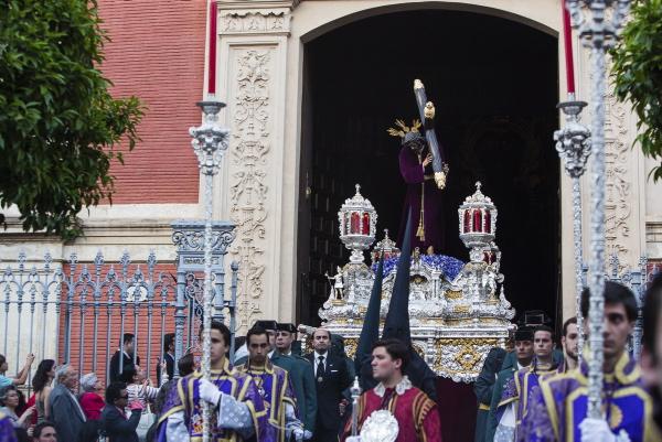 Sevilla 17/04/2014 Semana Santa. PasiónFoto: Carlos Hernández