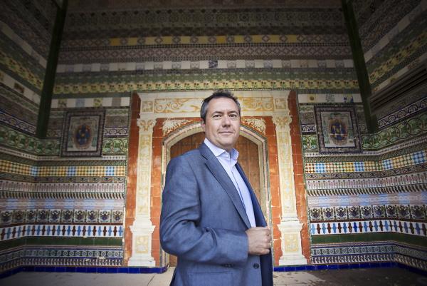 Sevilla 17/09/2014 Entrevista a Juan EspadasFOTO: Pepo Herrera