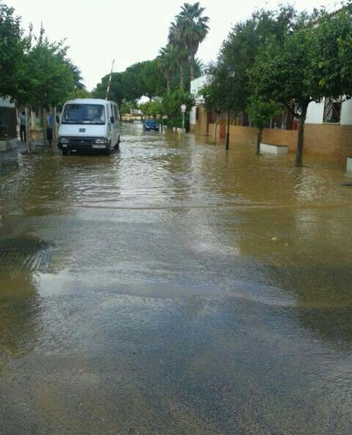 Benacazon inundado 1