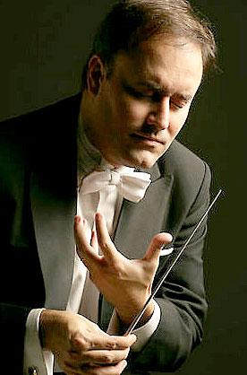 El maestro Karel Mark Chichon. / El Correo