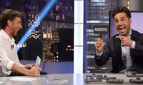 David Bustamante Hormiguero