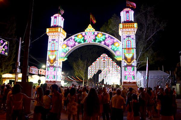 Portada de la Feria de Utrera. / El Correo