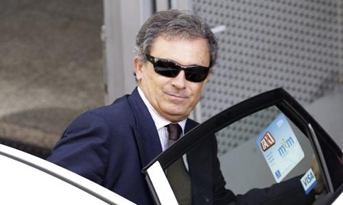 FINALIZA EL INTERROGATORIO AL PRIMOGÉNITO DE JORDI PUJOL TRAS CINCO HORAS