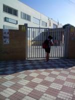 Manuel Lobato asiste tan solo unas pocas horas al IES donde estudia.