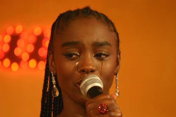 Fotograma de'Bamako', el filme de Sissako que abre hoy el ciclo. /