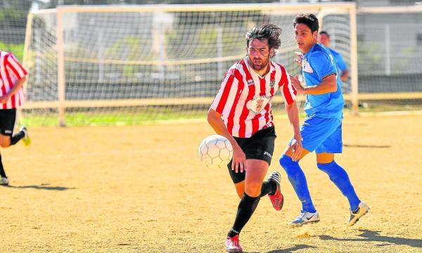 Sevilla 23 02 2014: UD Bellavista - UD MorónFOTO:J.M.PAISANO