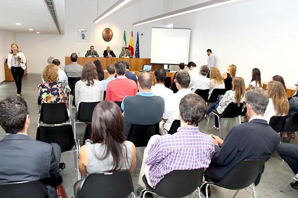 La I Jornada de Comercio Exterior este jueves en Tomares. / E.P