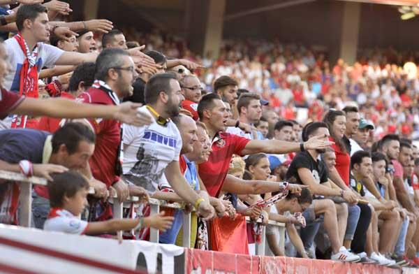 Sevilla FC- Getafe Foto: J.M.Paisano