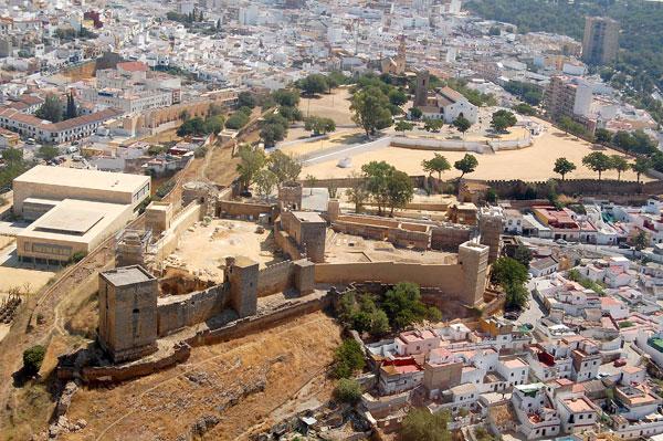 Vista aérea de Alcalá de Guadaíra. / El Correo