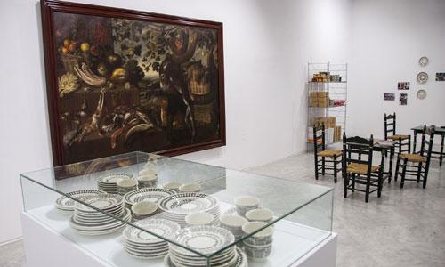 El proyecto 'La despensa' es parte de la muestra que Antje Schiffers inaugura en el CAAC.
