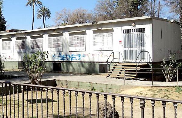Caracolas en los Jardines de San Telmo. / El Correo