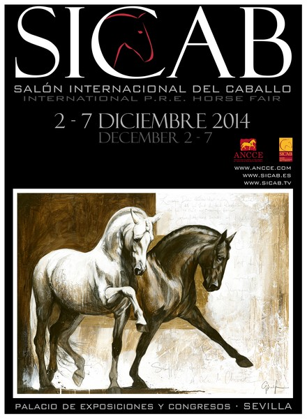 Cartel del SICAB 2014.
