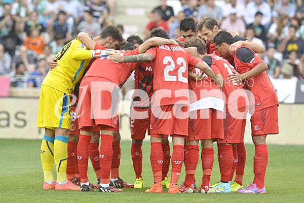 Córdoba CF - Sevilla FC. / Foto: Manu Gómez
