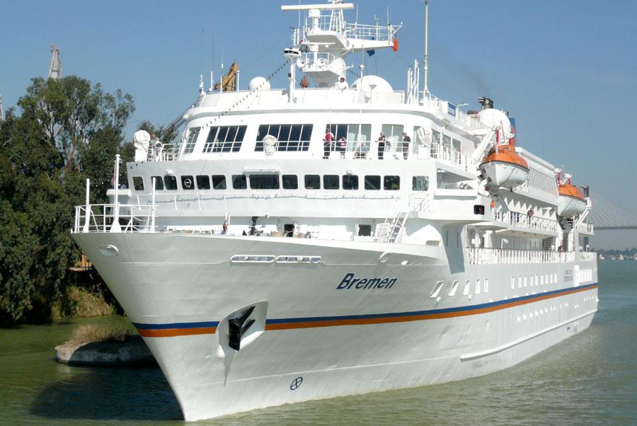 crucero Bremen