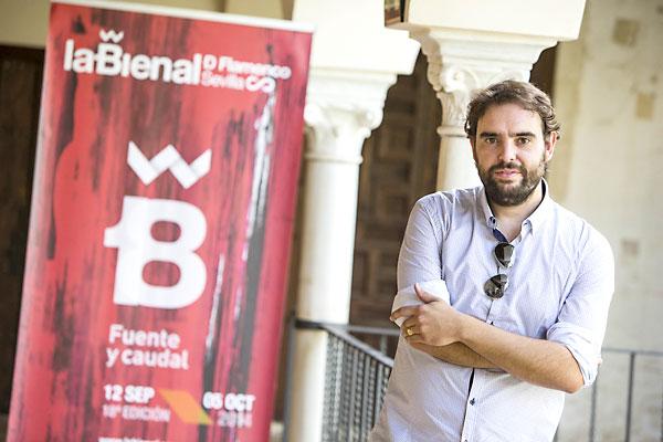 Dani de Morón demostró que sabe jugar con los tiempos y arrancar el sonido exacto que requiere el momento. / José Luis Montero