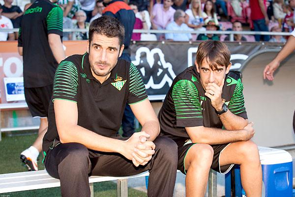 Girona - Real Betis. / Foto: LOF