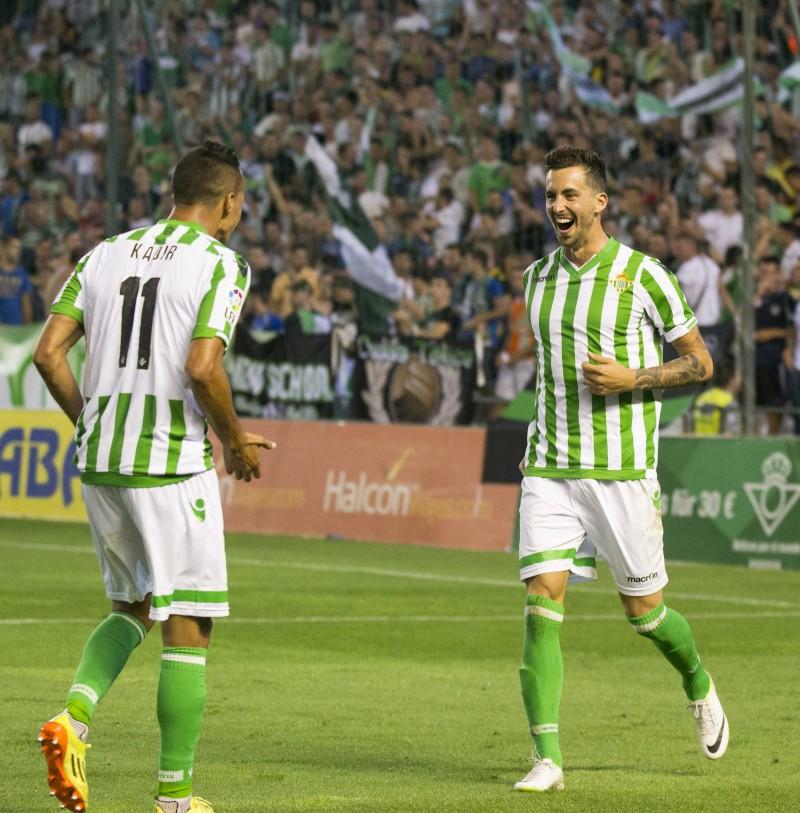 Partido copa del rey Real Betis VS Llagostera