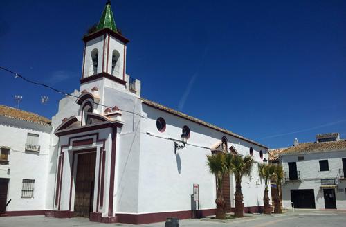 iglesia Coripe