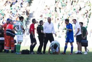 partido liga adelante betis - albacete 14/09/2014