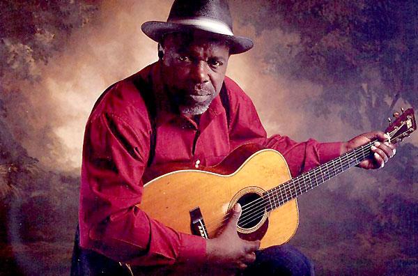 Lurrie Bell, máximo  exponente del blues de Chicago. / El Correo
