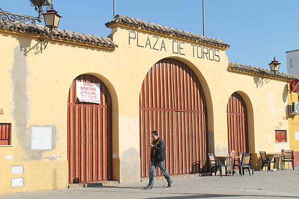 Plaza de toros de Écija. / El Correo