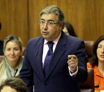 zoido-parlamento