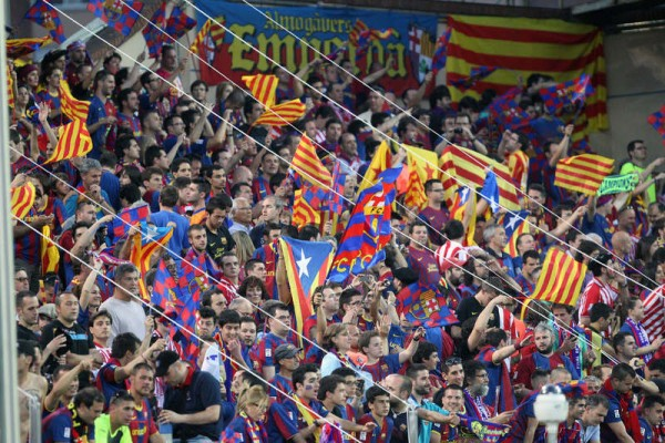 Aficion Barcelona